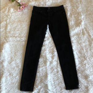 GAP DENIM girl's size 10. Black